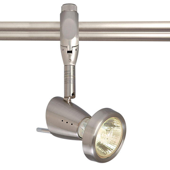 nora rail line and low voltage directional fixtures